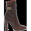 Dolce & Gabbana - Stivali -