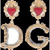 Dolce & Gabbana - Earrings - 545.00€  ~ $634.54