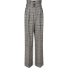 Dolce&Gabbana checked trousers - Capri & Cropped -