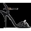 Dolce & Gabbana crystal-embellished 105m - Klasyczne buty -