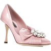 Dolce & Gabbanacrystal-embellished pumps - Classic shoes & Pumps -