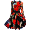 Dolce & Gabbana dress by Satinee - sukienki -