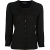 Dolce and Gabbana black cardigan - Cardigan -