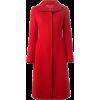 Dolce and Gabbana red coat - Jacket - coats -