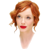 Doll Head Red Hair - Pessoas -