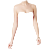 Doll Upper/Arms - Figure -