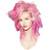 Doll parts head with pink hair - Personas -