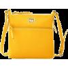 Dooney & Bourke Dillen 2 Leather Letter Carrier Sunflower - Hand bag - $142.80
