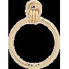 Doorknocker Earring - Naušnice -