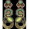 Dori Csengeri Earrings - Uhani -