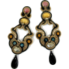 Dori Csengeri Earrings - Ohrringe -