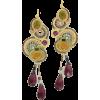 Dori Csengeri earrings - Aretes -