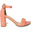 DorothyPerkins Wide Fit Coral 'Shimmy' S - Classic shoes & Pumps - £20.00  ~ $26.32