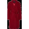 Dorothy Perkins red wrap dress - Chaquetas -