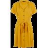 Dorothy Perkins yellow casual dress - Dresses -