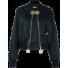 Double Zip Bomber Jacket - Jacket - coats - $2,190.00