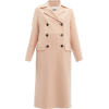 Double-breasted cashmere coat £3,491 - Jacken und Mäntel -