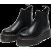 Dr. Martens 2976 quad pisa fur lined - Boots - $184.00