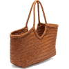 Dragon Diffusion Nantucket woven-leather - Hand bag -