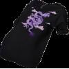 Dragon Shirt (Purple and White) - Magliette -