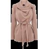 Drape coat - Jacket - coats -