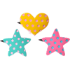 DreamyBows Polka Dot Plastic Clip Set - Other jewelry -