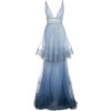 Dress Blue - Dresses -
