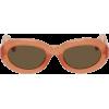 Dries Van Noten Linda Farrow sunglasses - Sunglasses -