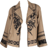 Dries van Noten Embroidered Jacket - Jacket - coats -