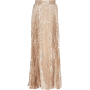 Dundas Pleated Metallic Silk-Blend Fil C - Gonne -