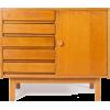 Dřěvěná skříňka cabinet - インテリア -