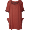 Red - Tunic -