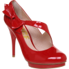 Red shoes - Shoes -