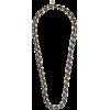 EDWARD ACHOUR PARIS chain-link necklace - 项链 -