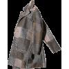 EFUDFJ patchwork jacket - Jacket - coats -