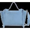 ELENA GHISELLINI Suede shoulder bag - Torbice -