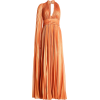 ELIE SAAB Asymmetric Pleated Lamé Dress - Haljine - 4,215.00€  ~ 31.175,40kn