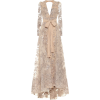 ELIE SAAB Embroidered long-sleeved gown - Dresses -
