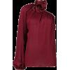 ELIE SAAB one shoulder blouse - Long sleeves shirts -