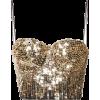ELIE SAAB sequin embellished bustier - Majice bez rukava -
