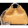 ELLEME Raisin leather shoulder bag - Hand bag -