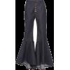 ELLERY crop flare pants - ジーンズ -