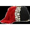 EMBELLISHED CLUTCH BAG - Clutch bags -