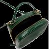 EMBOSSED MESSENGER BAG - Hand bag - 15.99€  ~ $18.62