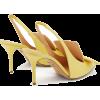 EMILIA WICKSTEAD  X Charlotte Olympia gr - Sapatos clássicos -