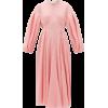 EMILIA WICKSTEAD pink balloon sleeve - Obleke -
