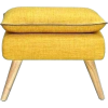 EMILIE  DEVIENNE 70s footrest - Furniture -