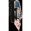 EMILIO PUCCI Asymmetric Printed Mini Dre - Vestidos -