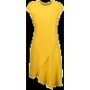 EMILIO PUCCI Asymmetric crepe mini dress - Vestiti -