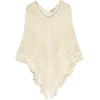 EMILIO PUCCI Fringe-trimmed open-knit co - Cardigan -